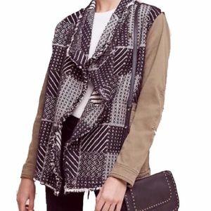 Hei Hei Anthro fringed Fieldwork Anora jacket